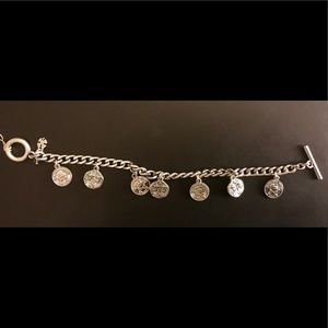 Jewelry - Lucky Brand Coin Charm Charm Bracelet